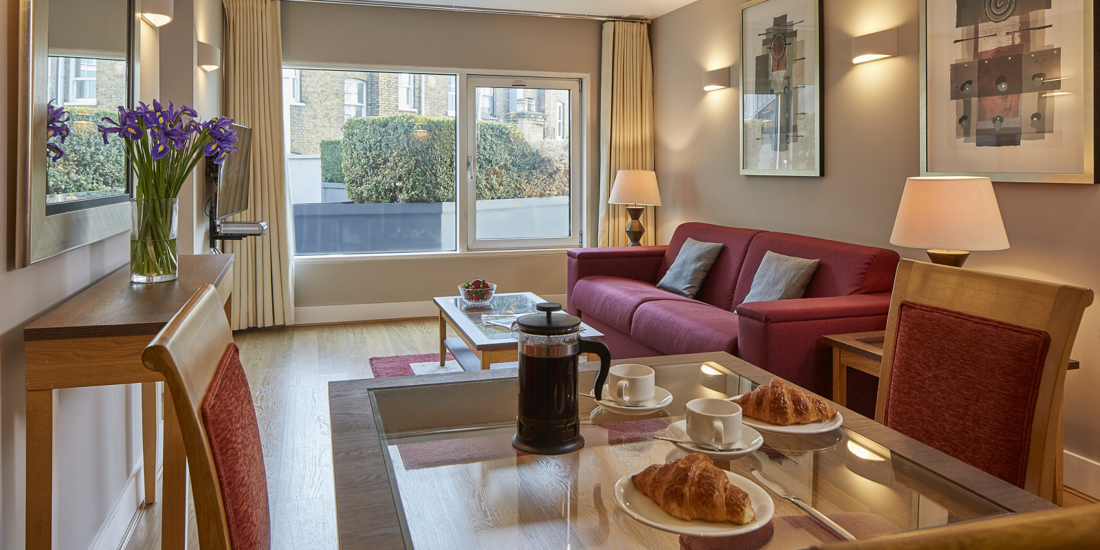 Marlin Apartments Empire Square | Serviced Apartments in ...